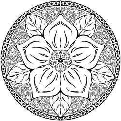 Mandala 003: If It Ain't Baroque