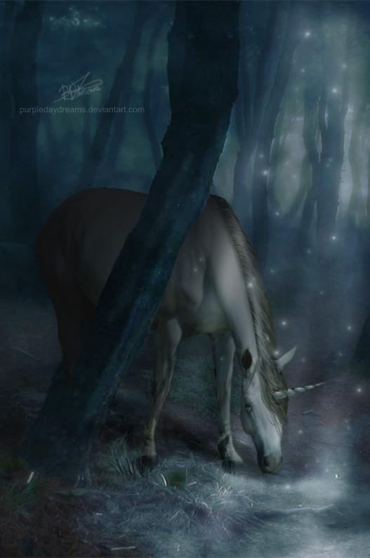 The Last Unicorn by purpledaydreams