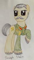 Stalin Pony by Qemma