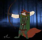 Animated OUAT - Robin Hood