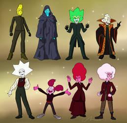 Steven Universe x The Master