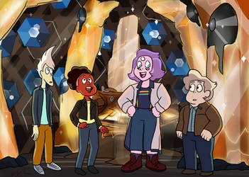 Steven Universe x Doctor Who - Thirteenth Doctor