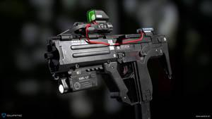 UZP-5 SMG
