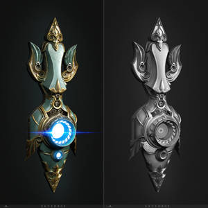 Sci Fi Props for Skyforge