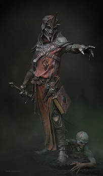 Lord necromancer