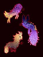 (Open) Random creature batch 1 by The-Monster-Shop