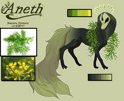Aneth Ref. Sheet by The-Monster-Shop