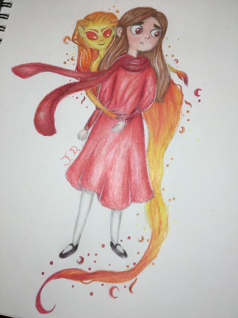 Ava's Demon by RoyalDiamonds
