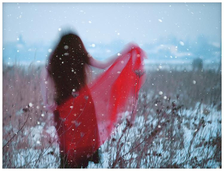 Fade away .::. Snowflakes II by Hanakiraboshi