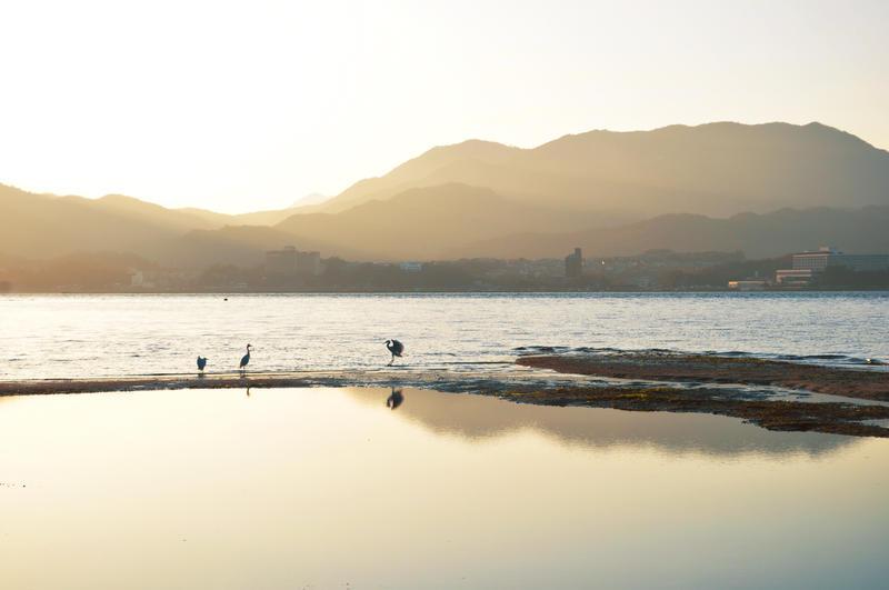 Itsukushima 2 by Hanakiraboshi