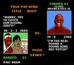 Punch Out Pacquiao