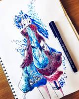 [Warmth] by ki-uii