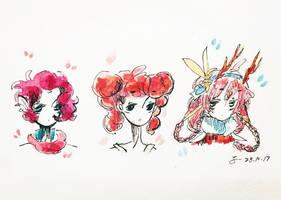 [Raffle Prizes] by ki-uii