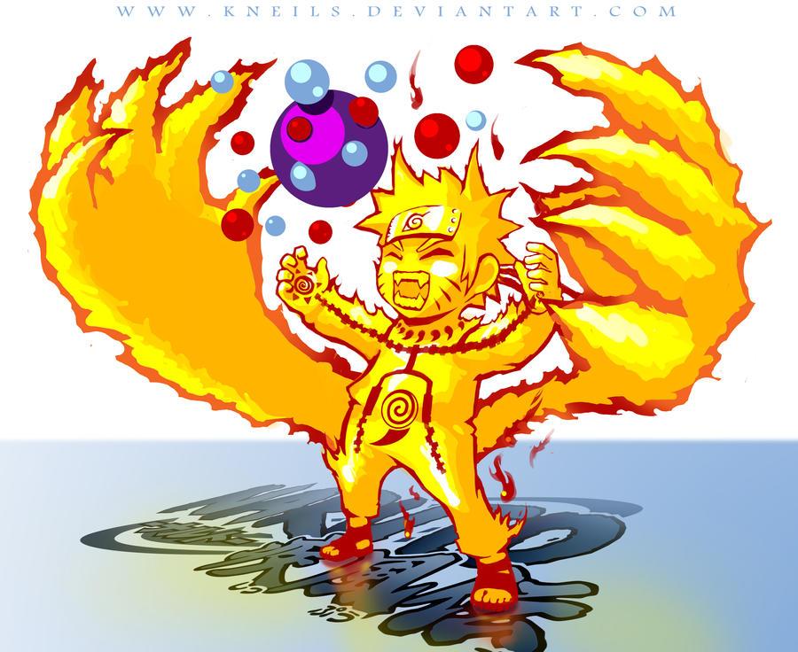 Chibi Naruto by Kneils on DeviantArt