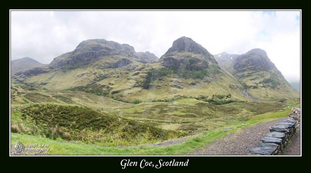Glen Coe Panorama 1