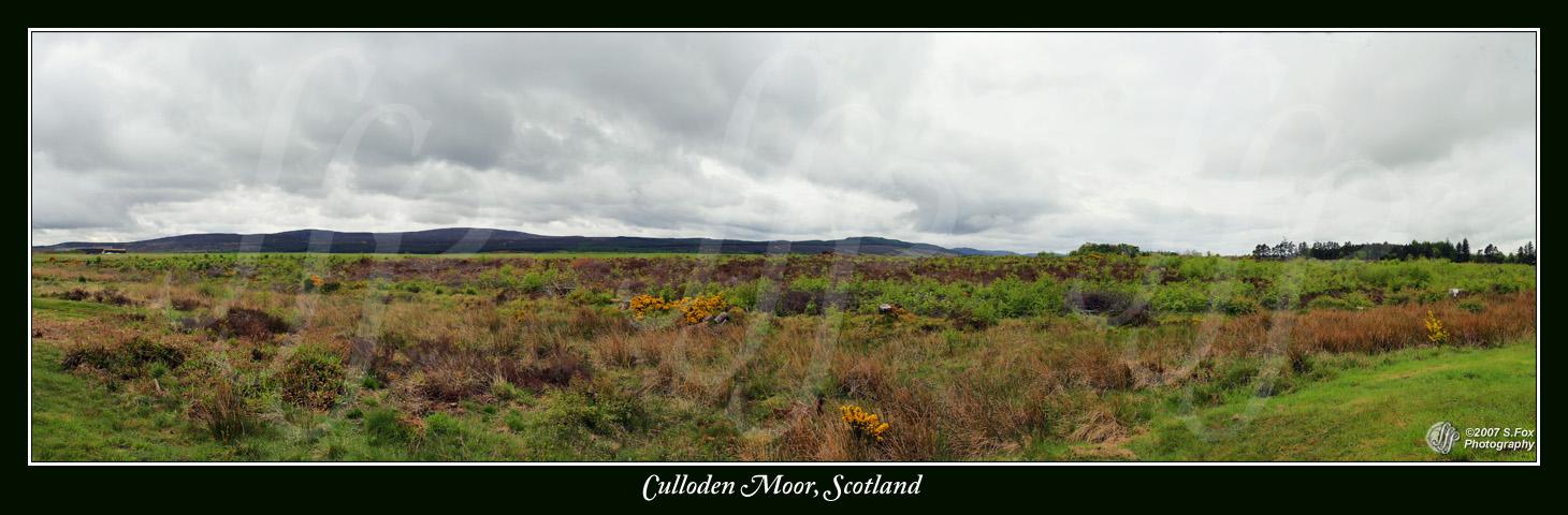 Culloden Battlefield by FoxDesigns