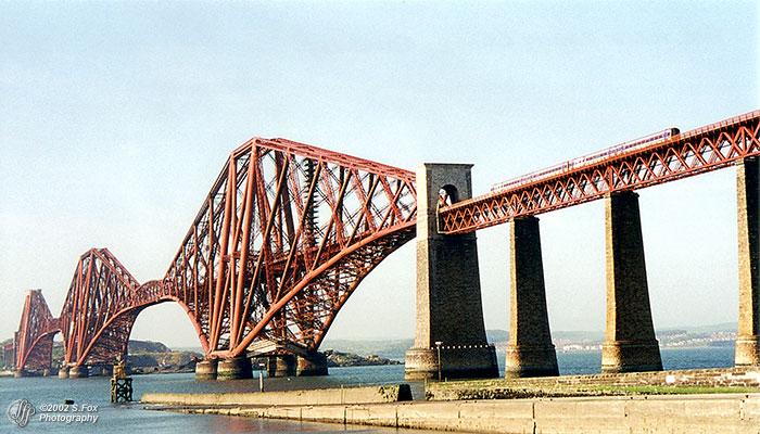 Forth Rail Bridge by FoxDesigns