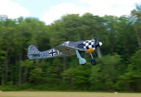 Focke-Wulf Fw-190 A8/N by FooFighter7