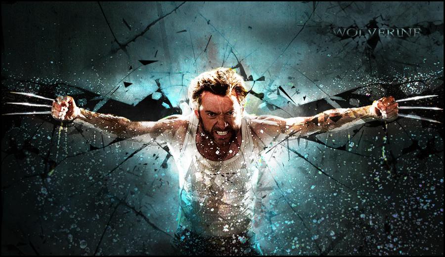 Hugh Jackman - Wolverine by casanova218