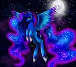 Rainbow Power Luna