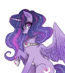 Twilight/Luna Fusion