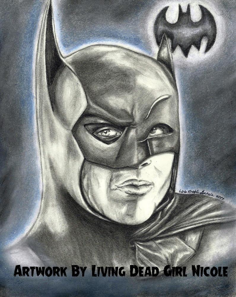I Am Batman by LivingDeadGirlNicole
