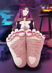 Morgan Feet by theepic627