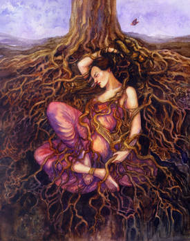 Tangled (The Dreaming Dryad)