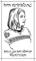 Heart on Her Sleeve (Laurel) by BenStrickland