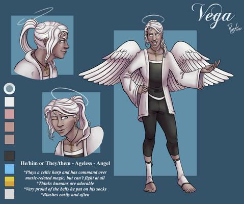 Vega Reference Sheet