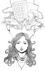 Inception - Ariadne by Dar-chan