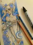 Sailor Moon: Serenity (Bookmark)