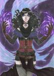 Witcher 3: Yennefer of Vengerberg by Dar-chan