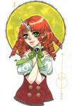 Lily, the Unicorn Lolita by Dar-chan