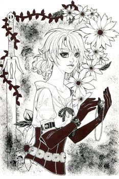 Fanart: Ciri 2 (Witcher)