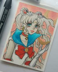 Fanart / Redraw: Sailor Moon