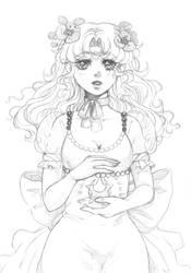 Commission: Ninako