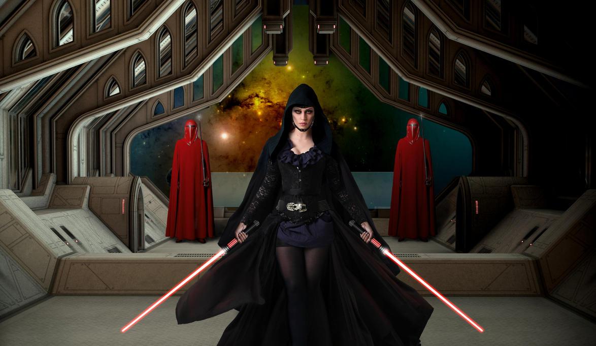 The Empress by EQU1N0X72
