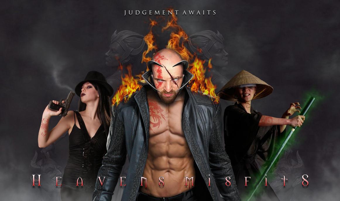 Heaven's Misfits: Teaser by EQU1N0X72