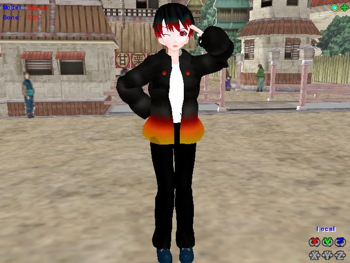 Gale come to MMD Universe!!! by Gale-Kun