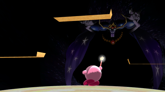newcomer: nightmare true form by Gale-Kun