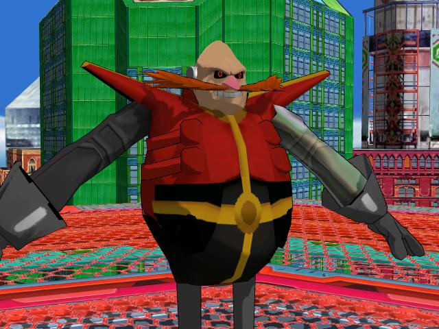 Newcomer: Robotnic form SatAM by Gale-Kun