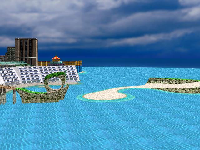 Emerald Coast by Gale-Kun