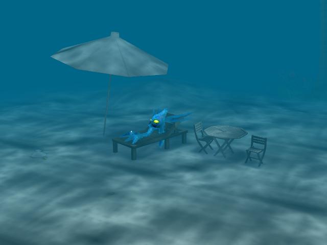 Undersea Vacations by Gale-Kun