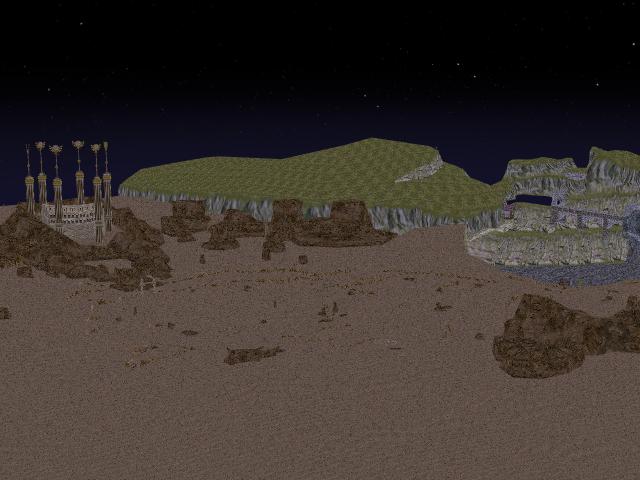 Gerudo Desert by Gale-Kun
