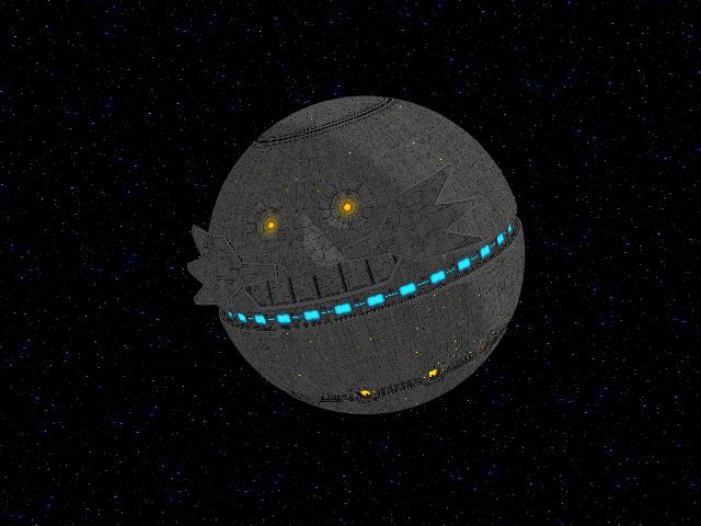 Death Egg by Gale-Kun