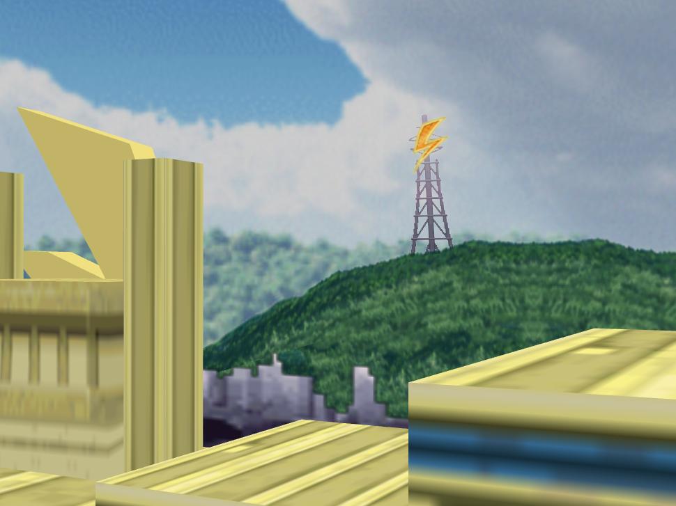 Inazuma Tower by Gale-Kun