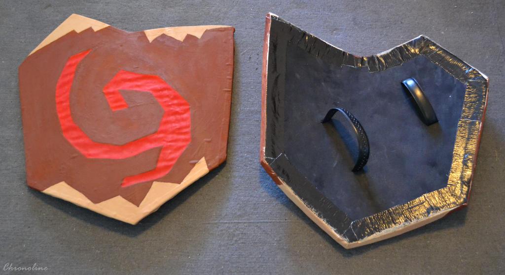 deku shield replica - photo #24