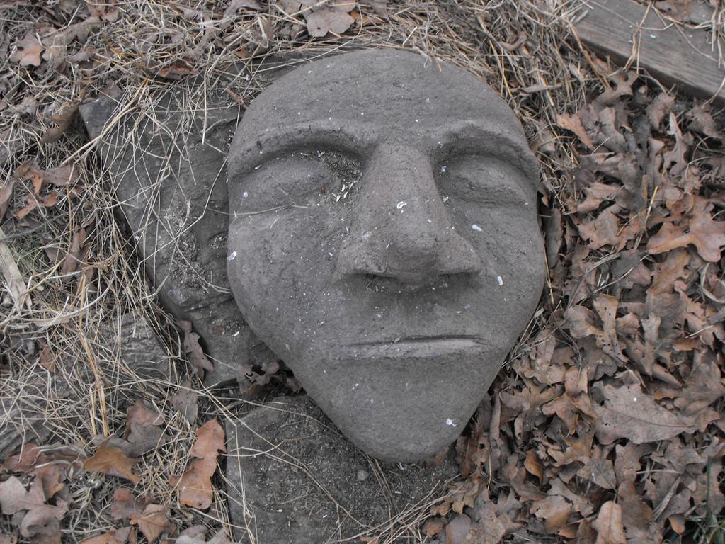 Stoneface by MSpaintdog