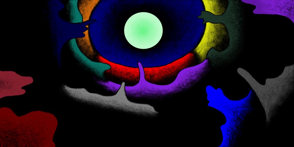 Moonrise by MSpaintdog